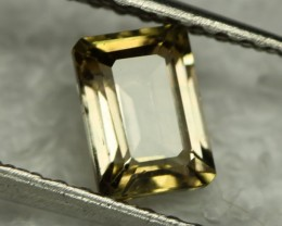 TOURMALINE LIGHT GREEN  STONE 1.1 CTS [S4066 ]