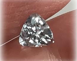 Marvellous Aquamarine Trilliant - Top Grade Gem - Glittering stone