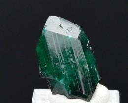 Dioptase 3.4 grams - Tantara Mine, Shinkolobwe, Kambove District, Congo