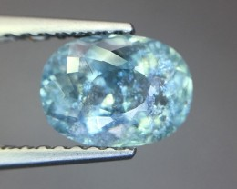 Certified 1.43 Cts Paraiba Tourmaline Attractive Higher Color ~ Mozambique