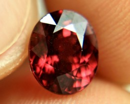 3.13 Carat Young Collector's Rhodolite Garnet - Gorgeous