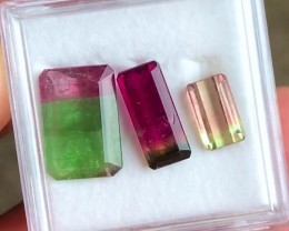 15.20 cts AAA Wholesale Tourmaline Parcel - Jewelry Grade Gems