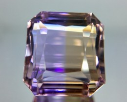 20.0 Crt Ametrine Faceted Gemstone (R 12)