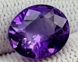 4.25CT NATURAL AMETHYST  BEST QUALITY GEMSTONE IGC500