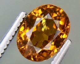 1.75 Crt Natural Mali Garnet Sparkling luster Faceted Gemstone (AG 42)
