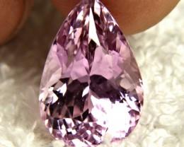 12.5 Carat Pink Himalayan VVS Kunzite - Gorgeous