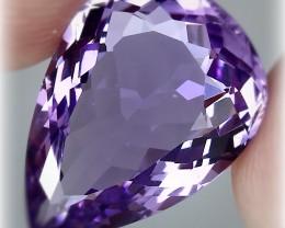 13.00ct Violet Amethyst VVS