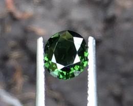 0.75cts Very beautiful Chrome  TOURMALINE Gemstones