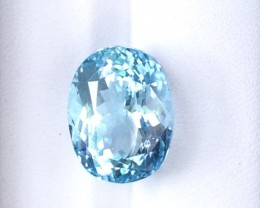 17.05cts Very beautiful Blue TOPAZ Gemstones Piece