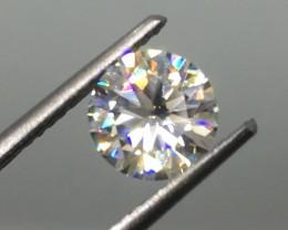 1.68 Carat VVS Zircon Diamond White  Master Cut - Nigerian Masterpiece !