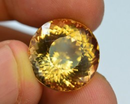 Top Quality 32.20 ct  Champagne Color Topaz Skardu Pakistan