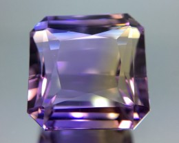14.50 Crt Ametrine Top Quality Faceted Gemstone (R 13)