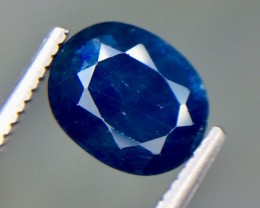 1.95 Crt Natural Sapphire Faceted Gemstone (AG 43)