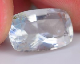 Certified 4.60 ct Analcime aka Analcite Extreme rare Fluorescent Afg SKU 1