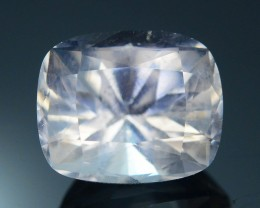 Certified 2.53 ct Analcime aka Analcite Extreme rare Fluorescent Afg SKU 1