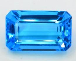9.80 CT Natural London Blue Topaz