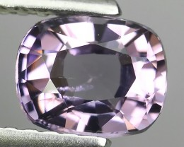 GENUINE NATURAL ULTRA RARE LUSTER INTENSE PURPLE SPINEL NR!!!