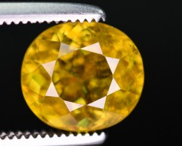 2.10 Ct Top Quality Natural Titanite Sphene ~ A.