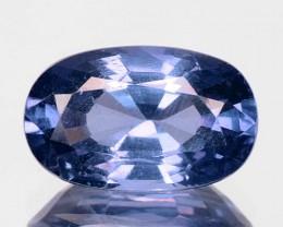 1.67 Cts Natural Blue Sapphire Oval Cut Sri Lanka