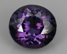 2.55 CTS GENUINE NATURAL ULTRA RARE LUSTER INTENSE SRI-LANKA VIOLET SPINEL