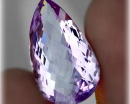 19.70ct Stunning Glittering Bolivian Amethyst VVS