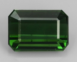 4.25 CTS GENUINE NATURAL EARTH MINED UNHEATED NICE COLOUR GREEN TOURMAILNE