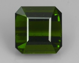 10.38 CTS TOP AMAZING NATURAL RARE LUSTROUS GREEN TOURMALINE