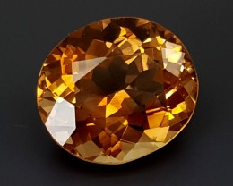 8.65CRT Topaz  Grade Gemstones JI21