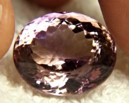 24.92 Carat Bolivian VVS Ametrine - Gorgeous