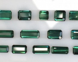6.77cts Very beautiful Tourmaline Gemstones Piece