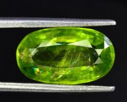 4.25 ct Natural Green Peridot