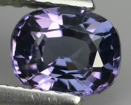 AWESOME CUSHION-CUT SRI-LANKA NATURAL -VIOLET TOP SPINEL NR!!!