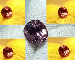 UNHEATED 1.71 CTS CERTIFIED COLOR CHANGE SAPPHIRE FROM SRI LANKA