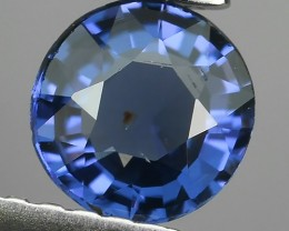 WONDERFUL 5.50MM MASTER GRADE LUSTROUS NICE BLUE SPINEL SRILANKA!!!