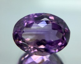 4.40 Crt Amethyst Faceted Gemstone (R 14)