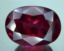 4.55 Crt Rhodolite Garnet Faceted Gemstone (R 14)