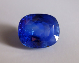 18.43ct Intense Cornflower Blue Sapphire Unheated