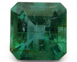 2.65 ct GIA Certified Zambian Emerald