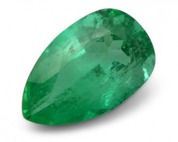 2.11 ct GIA Cert Colombian Emerald - $1 No Reserve Auction