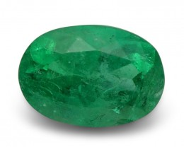 1.45 ct GIA Certified Colombian Emerald