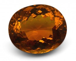 21.15 ct GIA Certified Heliodor