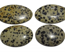 192.45 Cts DALMATION JASPER WHOLESALE LOT (NATURAL+UNTREATED)
