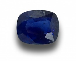 Natural Unheated Royal Blue Sapphire|Loose Gemstone|New| Sri Lanka