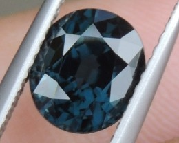 2.01cts  Blue Spinel ,  100% Untreated,