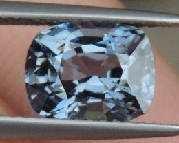2.77cts  Blue Spinel ,  100% Untreated,