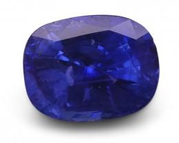 4.05 ct GIA Certified Sri Lankan/Ceylonese Unheated Sapphire