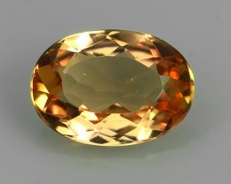 GENUINE NATURAL RARE-YELLOW-ORANGE-PRECIOUS- IMPERIAL-TOPAZ NR!!!