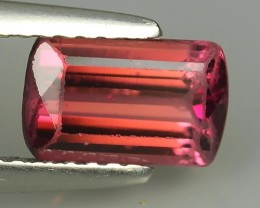 1.2 CTS DAZZLING NATURAL PINK TOURMALINE MOZAMBIQUE