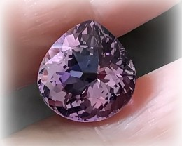 12.05CT EXQUISITE AMETHYST - VVS - INCREDIBLE CUT GEM