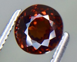 1.78 Crt Natural Mali Garnet sparkling luster Faceted Gemstone (AG 46)